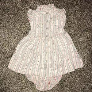 Ralph Lauren County dress & Bloomers 9 Months